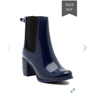 NIB Jeffrey Campbell Clima Rain Boots 8